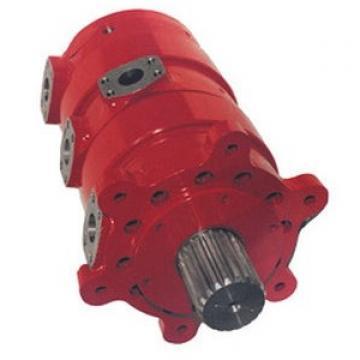 Case 420CT 1-SPD Reman Hydraulic Final Drive Motor