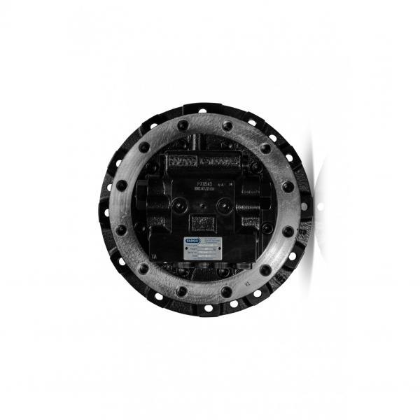 JCB 110T Reman Hydraulic Final Drive Motor #1 image