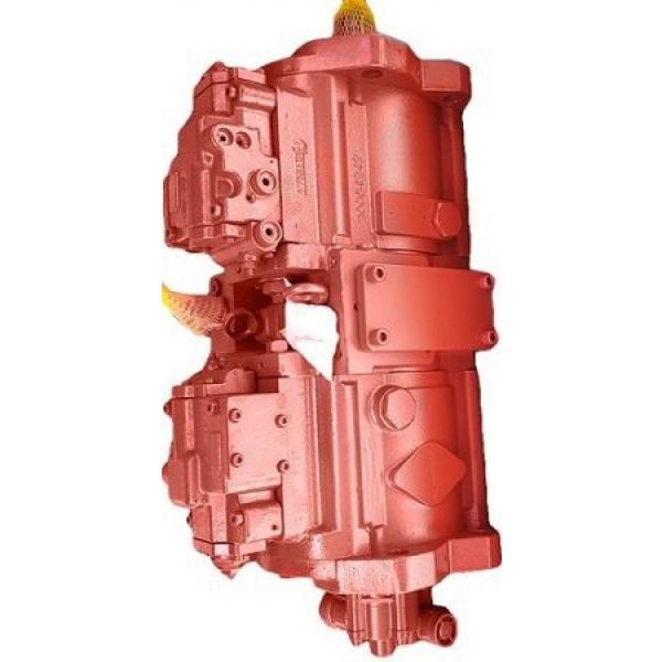 Daewoo 2401-9121A Hydraulic Final Drive Motor #1 image