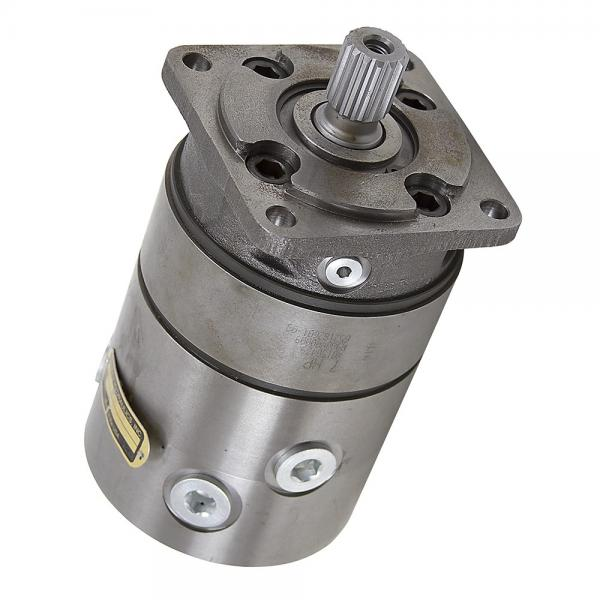 Case 9060 Hydraulic Final Drive Motor #1 image