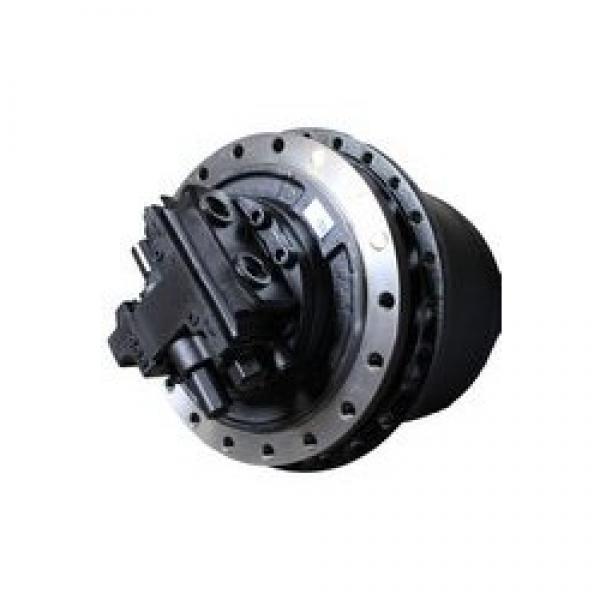 Case 87600262R Hydraulic Final Drive Motor #2 image