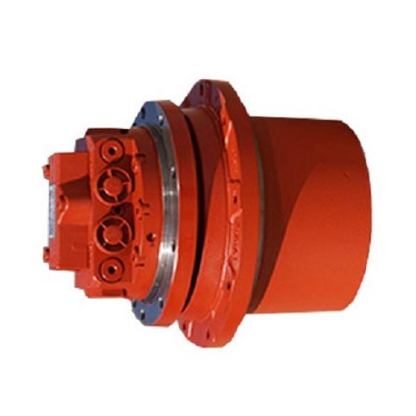 JCB 8080 ZTS Eaton Hydraulic Final Drive Motor #1 image