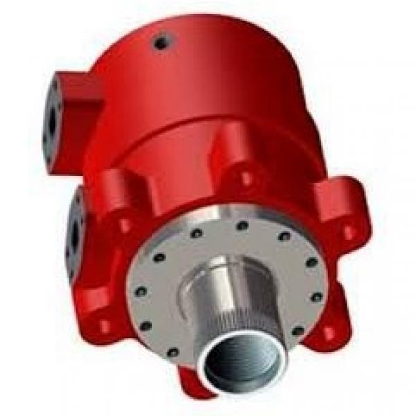 JCB JZ140 Hydraulic Final Drive Motor #2 image