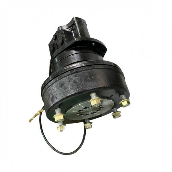 JCB 20/951014 Hydraulic Final Drive Motor #2 image