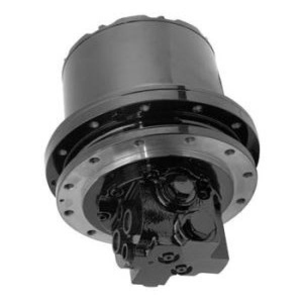 JCB 801.6 Hydraulic Final Drive Motor #1 image