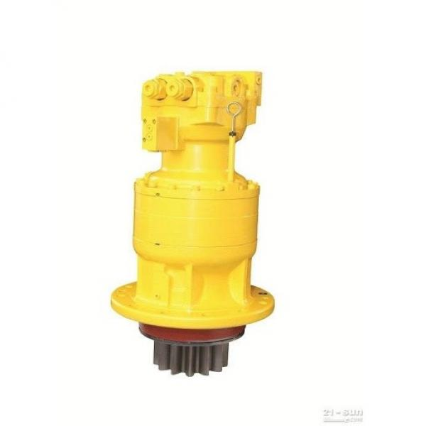 Hitachi EX35U Hydraulic Fianla Drive Motor #1 image