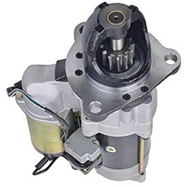 Komatsu D39PX-21 Reman Dozer Travel Motor #2 image