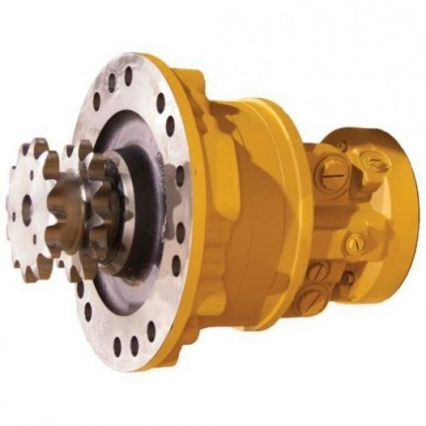 Massey-Ferguson 71396580 Reman Hydraulic Final Drive Motor #1 image